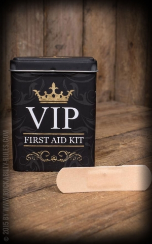 Wundpflaster VIP - First Aid Kit