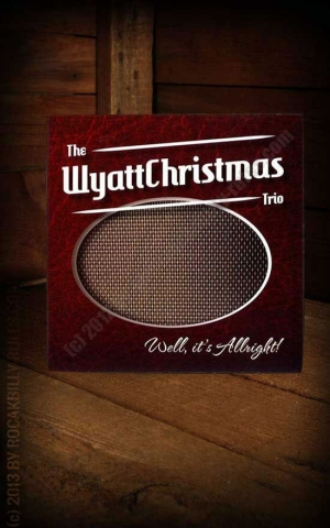 WyattChristmas Trio - Well, It's Allright!