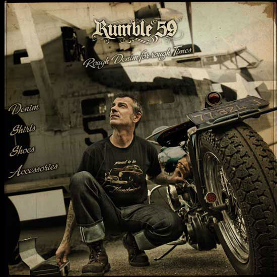 Rumble59 - Denim without a cause